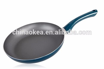 how to clean old fry pans