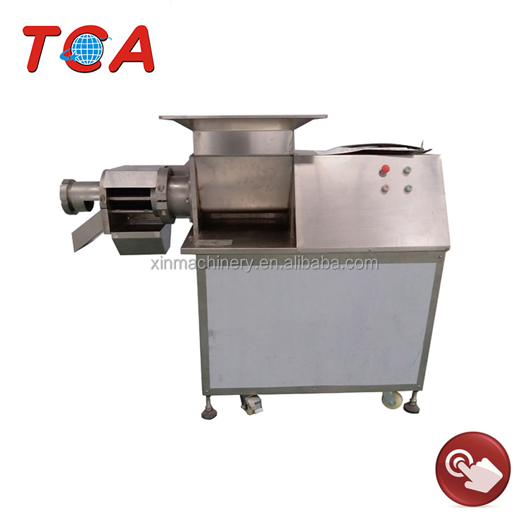 poultry meat processing machine