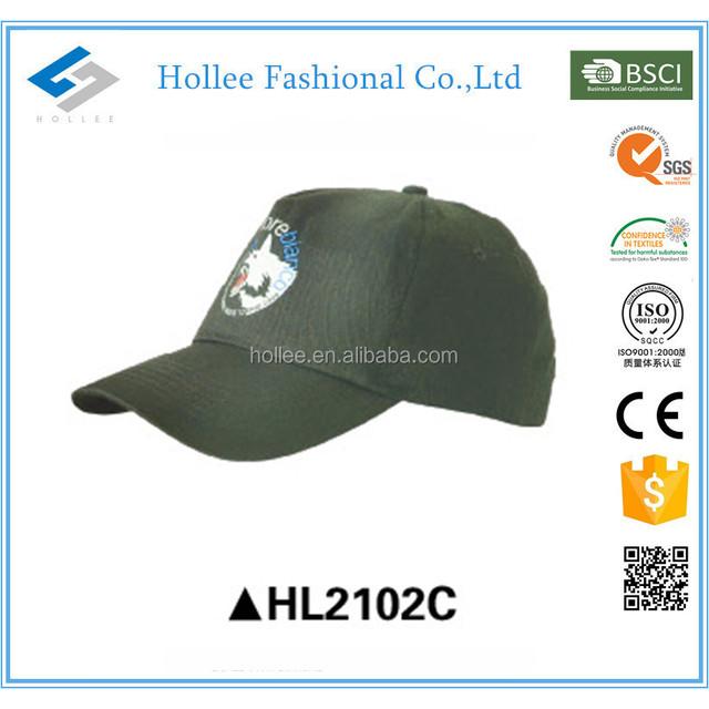 embroidered baseball caps no minimum military custom order printed promotion