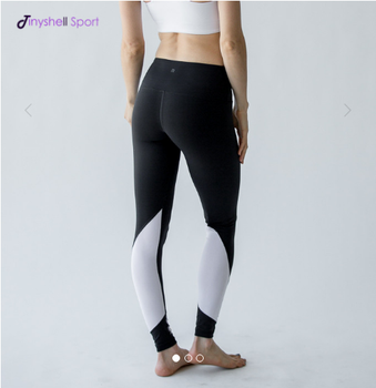 012a2b3df255c Wholesale high end eco friendly lightweight women's fitness apparel workout  clothing yoga wearing pants
