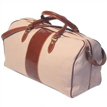 "The Classic Creame Floto Venezia 21"" Travel Duffel Bag"