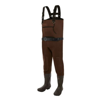 High Quality Mens Bootfoot Fishing and Hunting Chest Wader Waterproof Durable Neoprene Wader