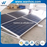 Low Profile Ballasted Home Solar Mounting System