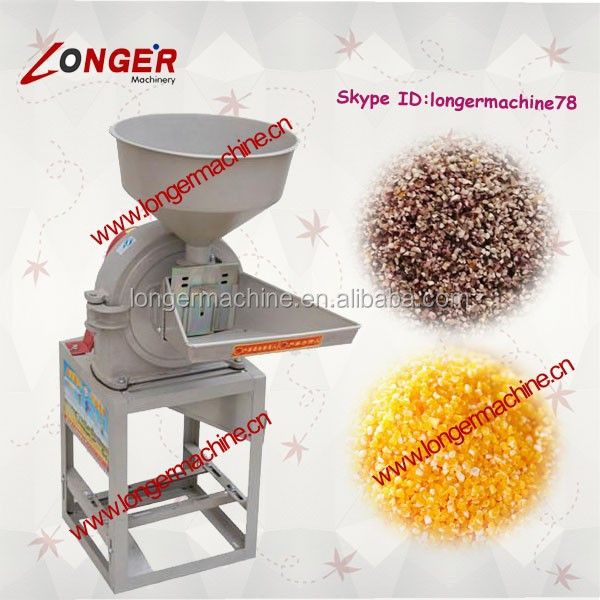 Maize Grits Milling Machine|Maize Crusher and Grinder