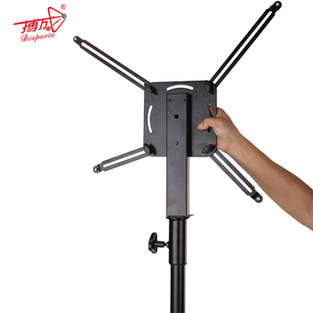 Cheap Factory Portable Dart Board Stand Heavy duty Dartboard Stand For Darts Game