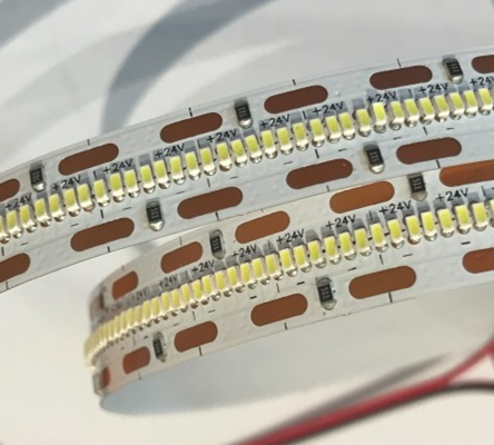 shenzhen factory new design best price SMD2110  700leds/m ultra thin led strip 24v