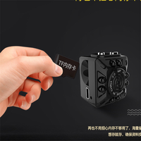 Hot mini hidden camera HD 1080P hidden mini camera spy SQ10