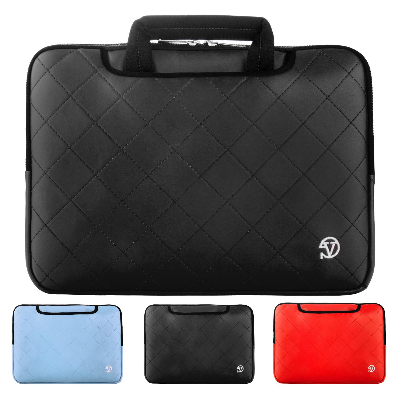 "VanGoddy 15.6"" Laptop Carrying Sleeve for Lenovo 15.5"" Business Laptop/ Flex 3 15.6""/ X1 Carbon/ Ideapad 300/ 500/ Y700/ Yoga 700/ Yoga 900/ Thinkpad Yoga 14"" 15.6"""
