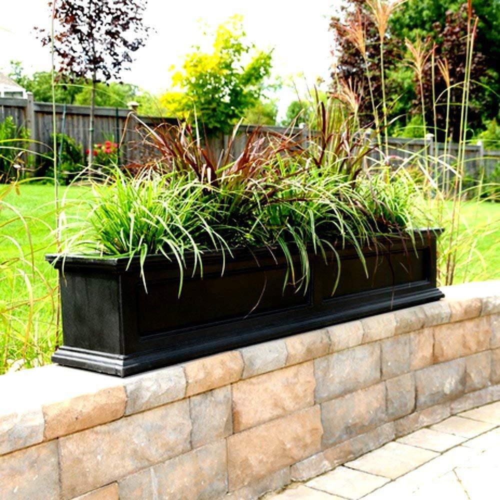 Cheap Black Rectangular Planter Box Find Black Rectangular Planter