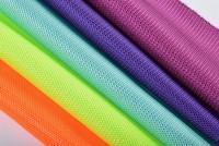 Popular Tent Fabrics Warp Knitted 3D fabric Printing Plain mesh fabric