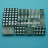 China new products 5mm dot size White 5x7 dot matrix led display