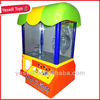 Hot sale B/O grabber machine with music