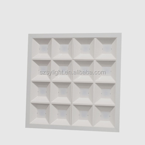 led light panel 595x595 36w embedded flat suspension indoor led panel light 600x600 with 5 years warranty
