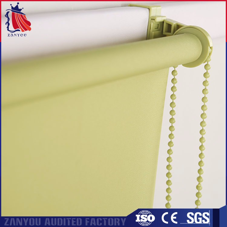 Decoration for home europe manual roller blinds