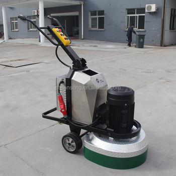Prepare Stone Floor Grinder / Concrete Surface Grinding Machine / Floor Buffer