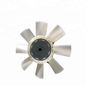 NITOYO Auto Parts Car Plastic Radiator Fan Blade For Hino Truck OEM 16306-1861