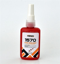 570 Pipe joint compound adhesive & sealant steel adhesive rubber sealant, low viscosity