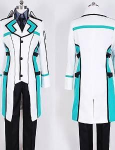 The Irregular At Magic High School Shiba Tsuya Cosplay Costume