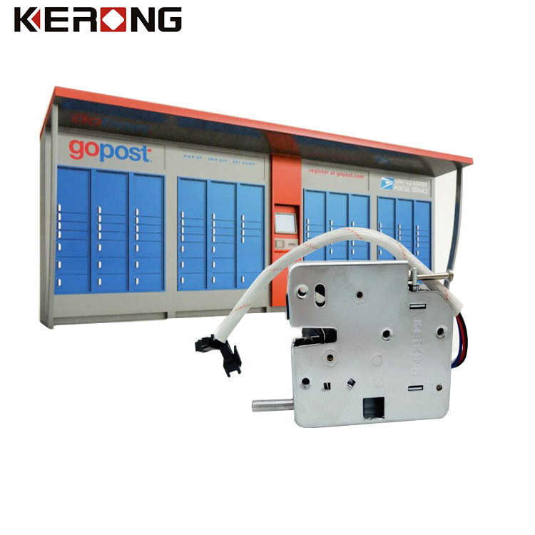 Strong applicability 24V electric electronic cabinet locks