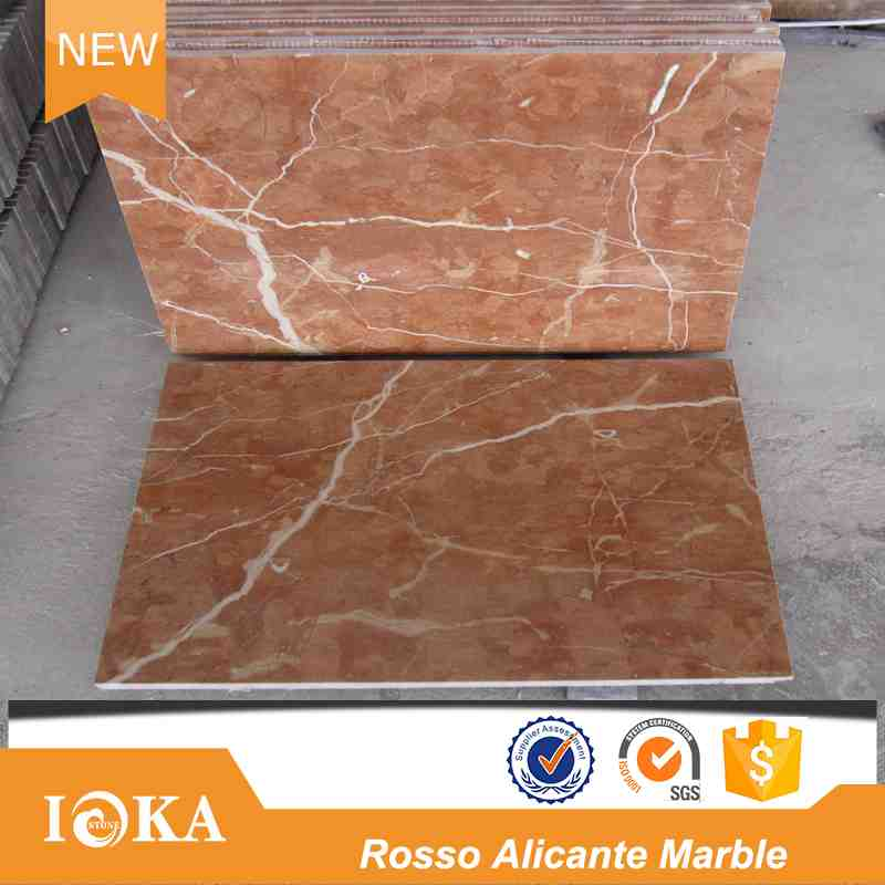 Rosso Alicante Marble Tile,Spain Red Floor Marble - Buy Red Marble ...