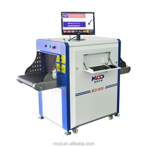 170kg mini x-ray baggage scanner, x ray bags scanner with CE&ISO Certificate for court , hotel , airport MCD-5030C