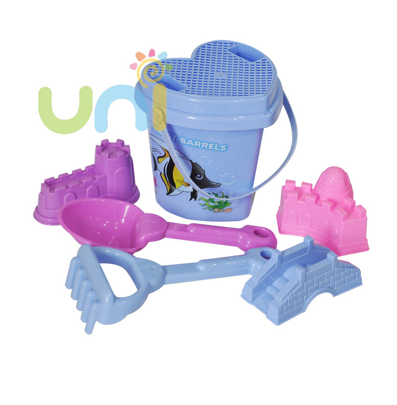 07eaac0fd1d9 Get Quotations · 5PCS Lot New Arrival Baby Kids Sandy beach Toy Set  Dredging tool Beach Bucket Sunglass