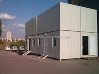 Site office container (certified by CE,B.V.,CSA,AS)