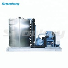 Snowkey 20 ton Industrial Flake Ice Machine For Sale