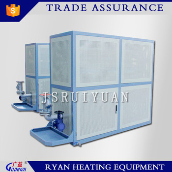 72kw Low Pressure Thermic Fluid Boiler For Hot Rolling Machine - Buy ...