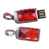 Alibaba best sellers Crystal USB Flash Drive, USB Drives Custom Logo, Crystal USB 2.0 Factory Price