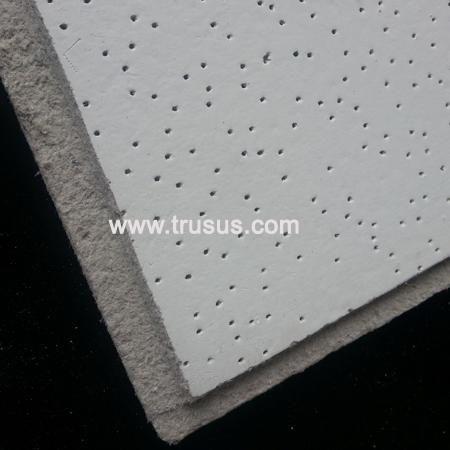 Promotion Mineral Fiber Acoustic Ceiling Board Used For False Ceiling