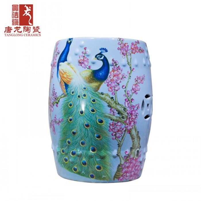 Marvelous Round Hand Painted Flower And Bird Pattern Ceramic Stool For Home Garden Decoration Buy Antique Chinese Ceramic Garden Stools Product On Alibaba Com Pabps2019 Chair Design Images Pabps2019Com