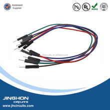 Model cable assembly set custom office equipment wiring harness assembly