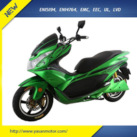 Fashion 2000W EAGLE Racing Electric Motorbike 80V 20Ah For Sales