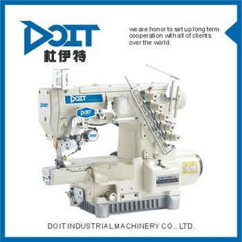 DT264-01CB/PUT/DD Small cylinder pneumatic auto trimmer high speed direct drive industrial interlock sewing machine