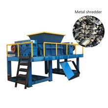 Heavy duty mes staal drum bone industriële aluminium metalen afval <span class=keywords><strong>plastic</strong></span> film <span class=keywords><strong>shredder</strong></span>