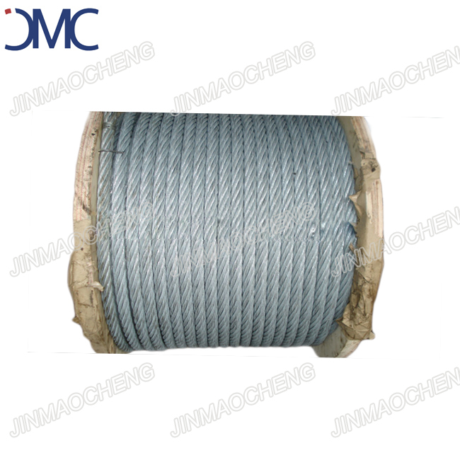 Non Rotating Steel Wire Rope 19x7, Non Rotating Steel Wire Rope 19x7 ...