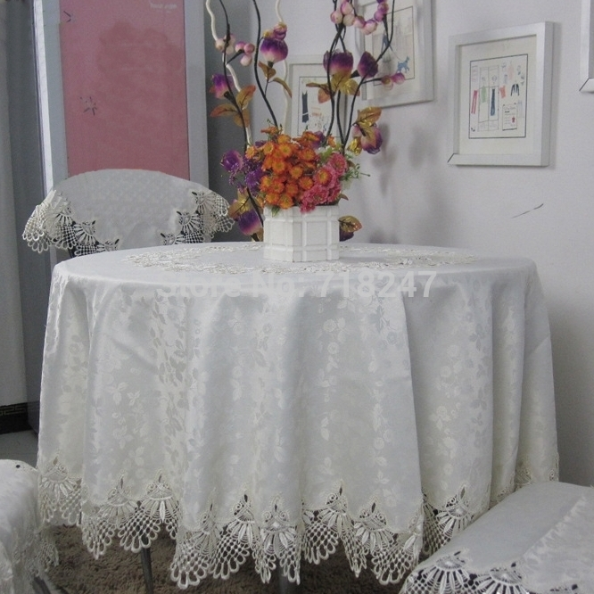 Lace Tablecloth, Lace Tablecloth Suppliers And Manufacturers At Alibaba.com