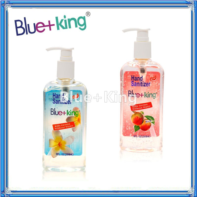 Hand Sanitizer gel/Hot Selling Hand Sanitizer/2012 New Design Hand Sanitizer
