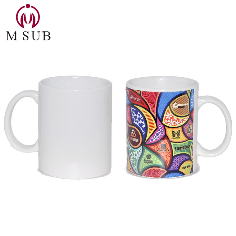 Custom Design Printing 11oz Sublimation Mug Personalized 11oz White Ceramic  Mug - Buy 11oz Sublimation Mug,11oz White Ceramic Mug,Custom Design