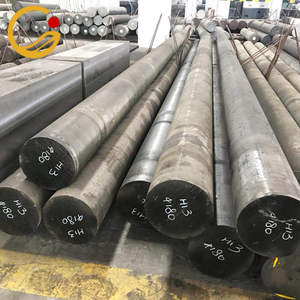 China Made H13 forged steel 1.2344 tool round bar