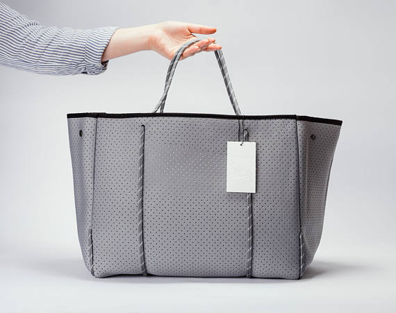 Perforated Neoprene Beach Bag, Perforated Neoprene Beach Bag ...