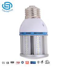 PC Lamp Body Material and CE,RoHS Certification LED U shape 12W corn light E27 pure white light
