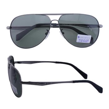 e975644dd819 Classic metal frame uv400 tac polarized lens metal designer sunglass for men
