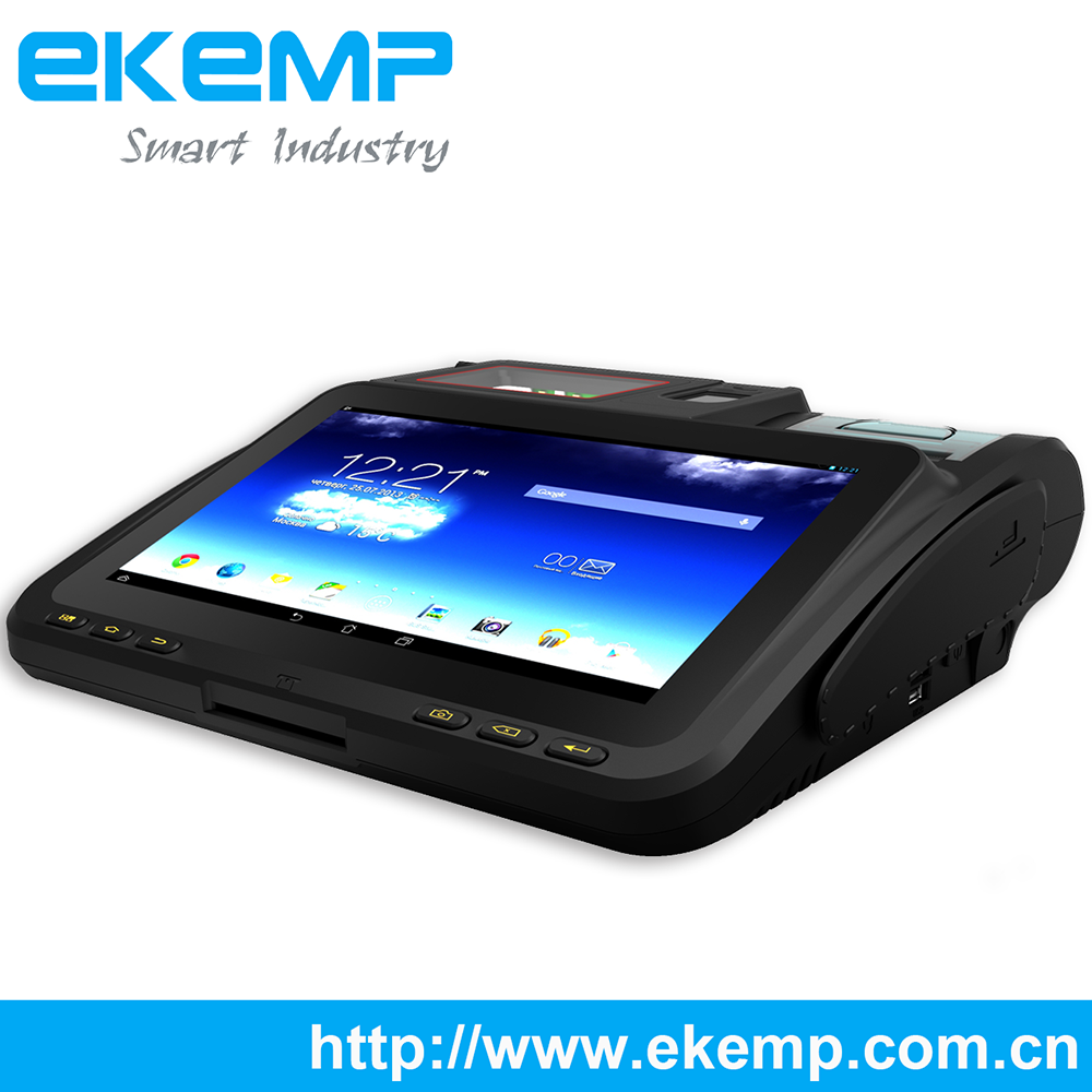 Versatile Portable POS Terminal with RFID Reader for Delivery