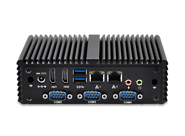 Hot Sell Intel i5 4200U Fanless Industrial Mini PC