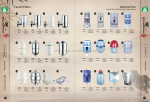 tap water purifier water cleaner water filter with activated carbon filter sterilization and disinfection