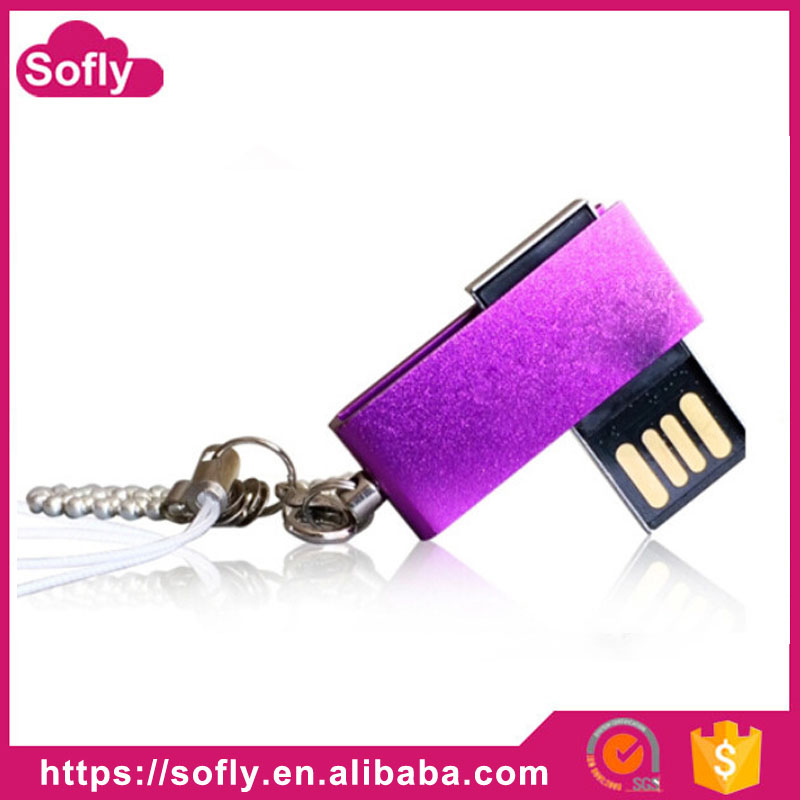 Metal Mini USB 3.0 Flash Drive 64GB 128GB 16GB 32GB Pen Drive 512GB 256GB Memory