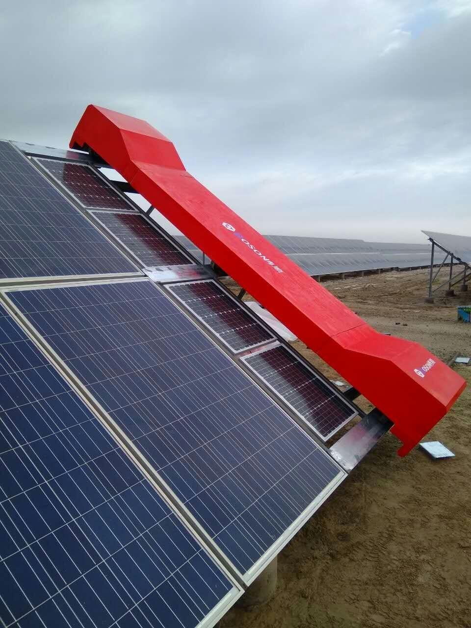 Challenge R4 Solar Panel Cleaning Robot Solar Panel