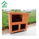 double wooden rabbit cage rabbit hutch covers